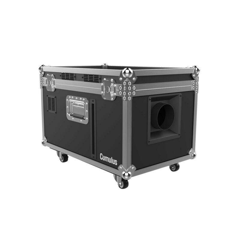 Chauvet DJ Cumulus Professional Low-lying Fog Machine - OPEN BOX