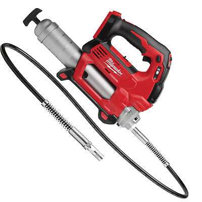 Milwaukee 2646-20 M18 18-Volt Li-Ion Cordless 2-Speed Grease Gun (Tool-Only) New