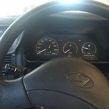 Hyundai Excel Auto Low kms 1994 ,done 176000km Hillcrest Port Adelaide Area Preview