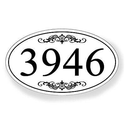 Personalized House Address Sign Plaque Aluminum Won't Fade, Peel or Chip (Signs Peel)