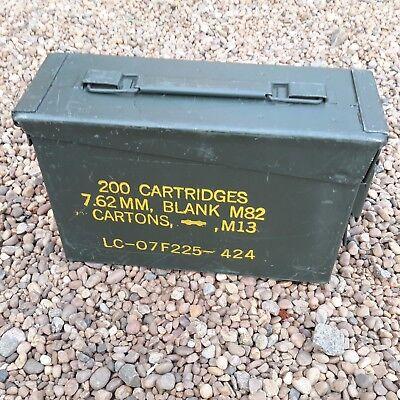 Ammunition Box Ammo Can 30 Cal Storage Solution Tool Box Storage Box Man Tin