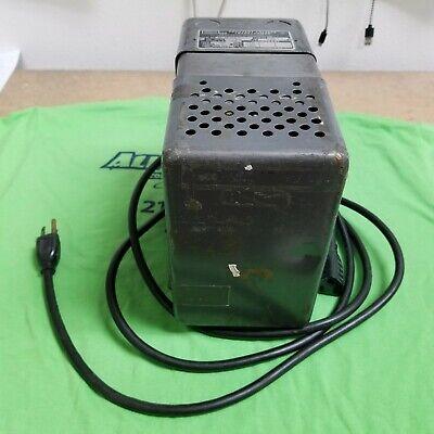 Vintage Sola 20-13-115 Constant Voltage Transformer - Used