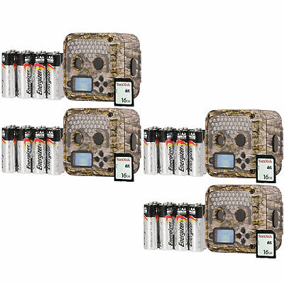 Wildgame Innovations Shadow Infrared Game Trail Camera  with