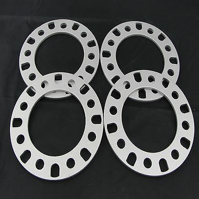 "(4) 1/4"" inch 8 lug Wheel Spacers for Dodge Ford Ram 2500 3500  