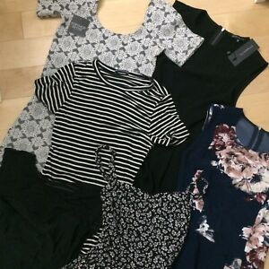 Assorted Mall Brand Dresses - Dynamite Topshop AA Brandy
