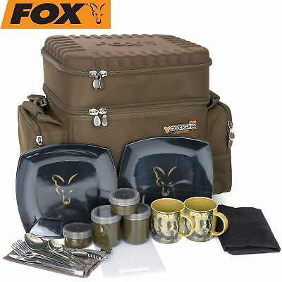 Fox Voyager 2 man cooler 46x55x32cm - Essenstasche, Kühltasche zum Karpfenangeln