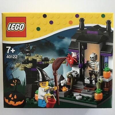 Lego 40122 Halloween Süsses oder Saures Trick or Treat NEU und OVP ()