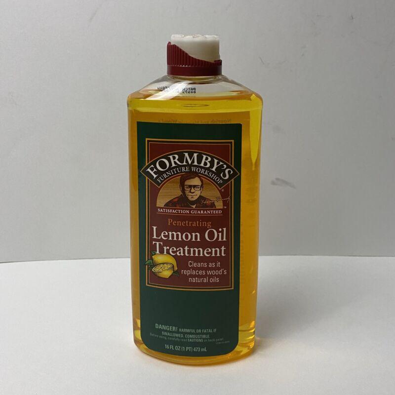 Formbys Lemon Oil Treatment