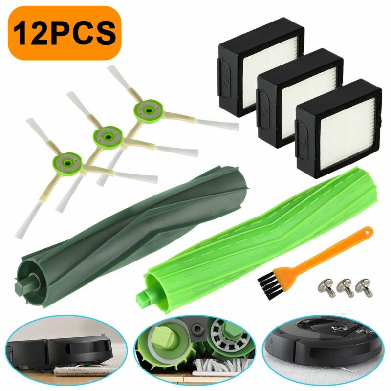 Vacuum Cleaner Filter Replacement Kit for iRobot Roomba Series I7 I7+ E5 E6 E7