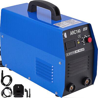 Arc140 140 Amp Igbt Dc Inverter Welder Mmastick Welding Machine 110v Digital