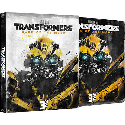 Transformers 3: Dark Of The Moon - Limited Edition Blu-Ray SteelBook ALL REGION