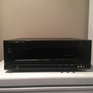 Harman Kardon AVR 500 Receiver and Sony DVD Player
