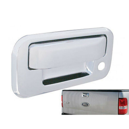 2004-2014 Ford F150 F-150 Pickup Truck Chrome Tailgate Handle Cover w/ Keyhole