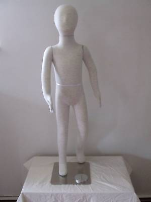 Child Flexible Bendable Full Body Form 7 Yearsmannequin