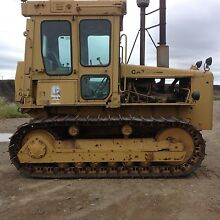 Caterpillar D5B Special Application Tractor Millmerran Toowoomba Surrounds Preview