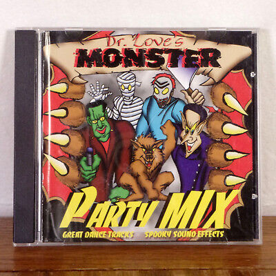 rty Mix Dance/Spooky Tracks Halloween CD Playgraded M- (Halloween Monster Dance Mix)