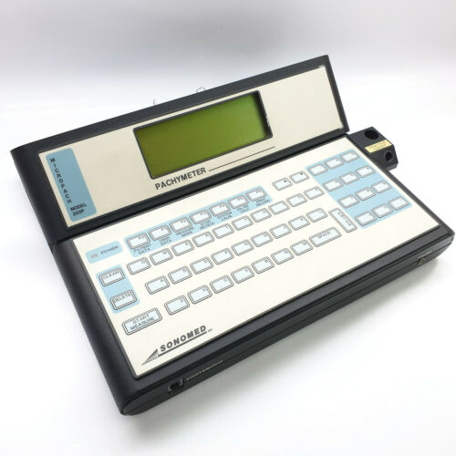 Sonomed Micropach Pachymeter 200P - FOR PARTS