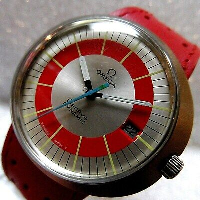 Vintage Omega Dynamic Geneve Automatic Men's Watch Cal:752