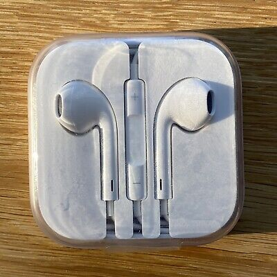 Genuine Apple iPhone 5 5s 6 6s Earphones - New