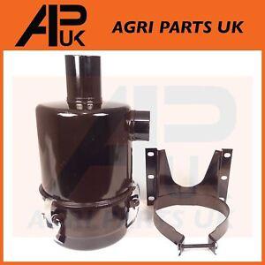 Air Filter Oil Bath Cleaner + Bracket Massey Ferguson 200 Series Tractor Perkins