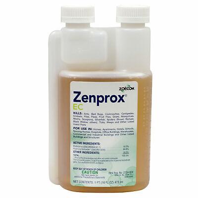 Zenprox EC Professional Bed Bug Spray Kills Adult Bed Bugs + Bed Bug -