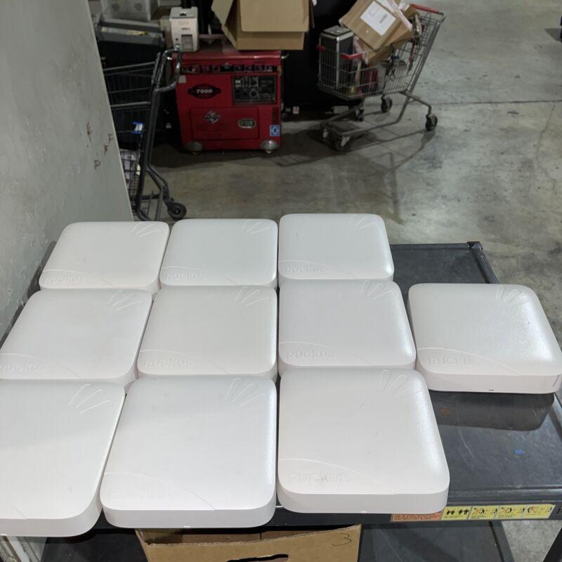 Lot of 10 Ruckus ZoneFlex 7982 Wireless Access Point