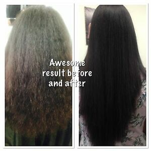 $185 CHEMICAL STRAIGHTENING FIX PRICE ANY LENGTH SPECIAL@HAIR&BEAUTY Lutwyche Brisbane North East Preview