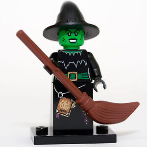 LEGO Minifigures Series 2 - Witch (Removed from packet) NEW - COL021