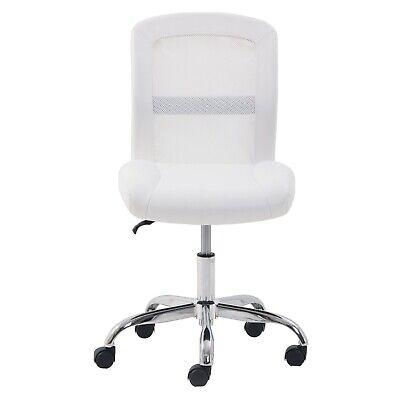 Task Office Desk White Chair Adjustable Room Dresser Bedroom Seat Free Shipping