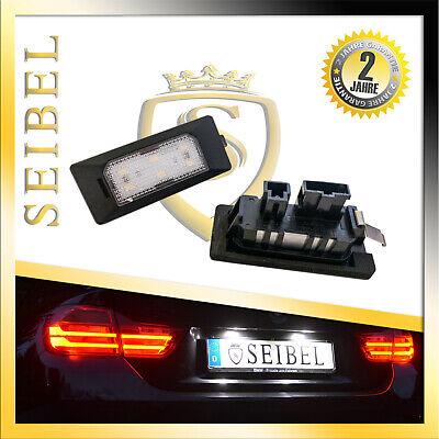 2x TOP LED SMD Kennzeichenbeleuchtung Skoda Rapid Spaceback NH3 //ADPN