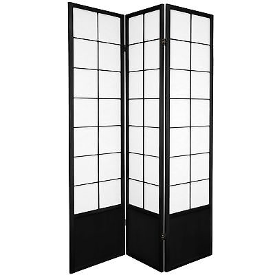 Oriental Furniture 6 ft. Tall Zen Shoji Room Divider