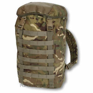 20 Litre British Army Patrol Pack MTP Multicam Military Molle Rucksack Backpack