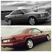W124 300ce Mercedes Benz 89 Seabrook Hobsons Bay Area Preview