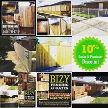 Fencing,gates,privacy screens,retaining wall,custom letterboxes Gnarwarre Surf Coast Preview