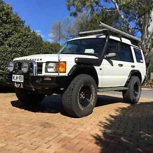 2001 Land Rover Discovery Wagon Happy Valley Morphett Vale Area Preview