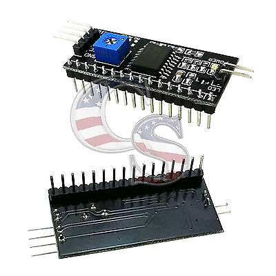 Smd Iici2ctwi Serial Interface Board Module Port For Arduino 1602lcd Display