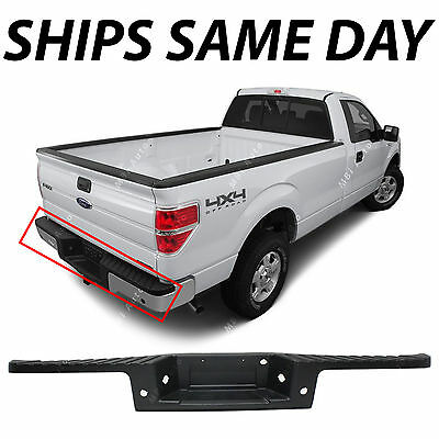 NEW Textured Rear Bumper Molding Step Pad Cover For 2009-2014 Ford F150 / Raptor
