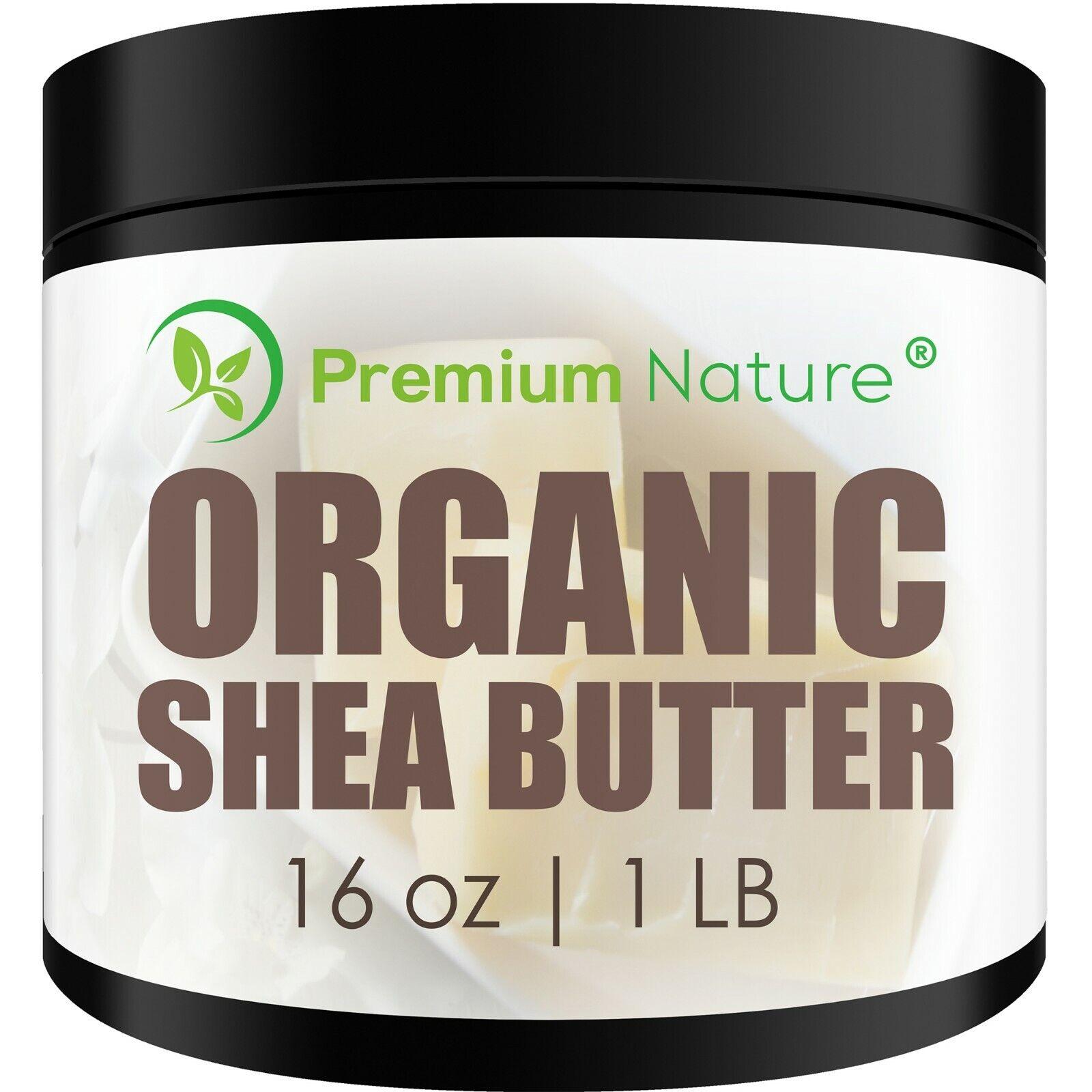African Shea Butter Strech Mark Removal Eczema Treatment Raw