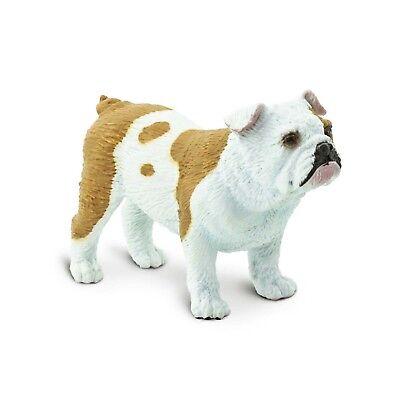 Bulldog Best In Show Dogs Figure Safari Ltd NEW Toys (Bulldog Best In Show)