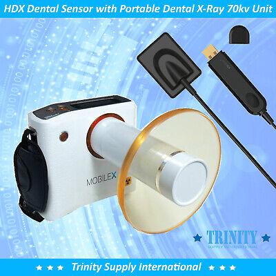 Software X-ray Digital Sensor Size 2 X-ray Portable Dental System