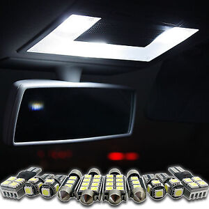 5050-LED-Innenraumbeleuchtung-Weiss-fuer-VW-Passat-B5-3B-3BG-Variant-mit-DWA