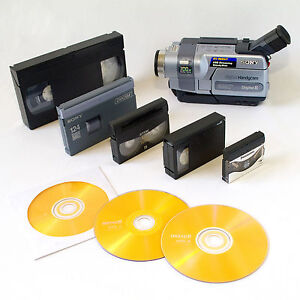 Video to DVD transfer - We convert & transfer your Hi8 camcorder tapes to DVD