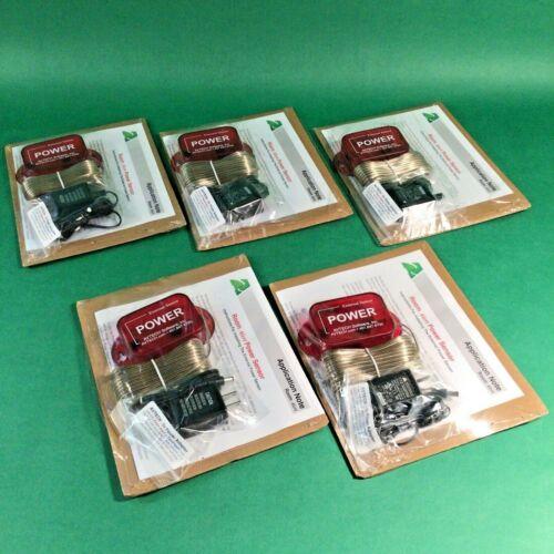 Lot of 5 - Avtech Room Alert External Power Sensor - New in Factory packaging