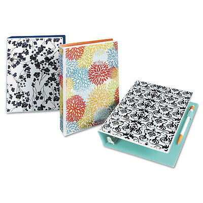 Avery Durable Mini Size Non-view Fashion Binder With Round Rings 3 Rings 1 Ca