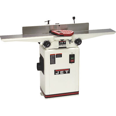 Jet 6in. Long Bed Jointer With Helical Head Kit Model Jj-6hhdx