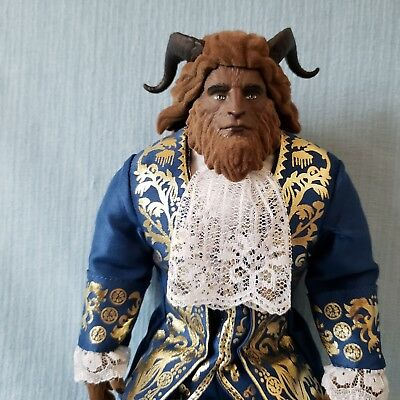 "Disney Beast in ""Beauty and The Beast Grand Romance ""Doll- Toys R Us Exclusive"