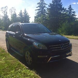 2012 Mercedes Benz ML 350 4MATIC