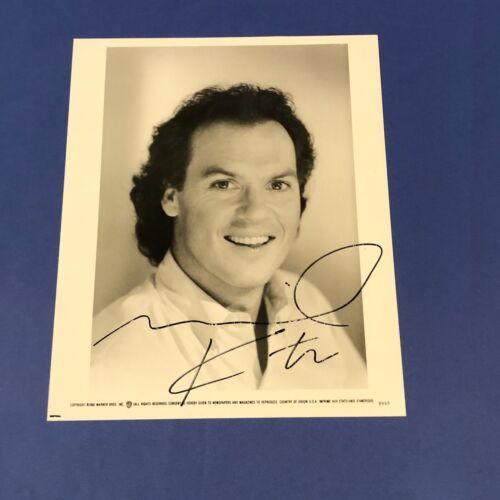 Michael Keaton Hand Signed Autographed 8 X 10 Photo