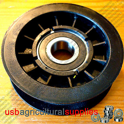 6X PULLEY / JOCKEY / IDLER WHEEL COUNTAX WESTWOOD 20811500 NEXY DAY DELIVERY