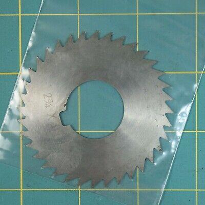 1one Slitting Slotting Saw Blade 0.031 X 2-1116 Hss Machinist Cutting Tooll